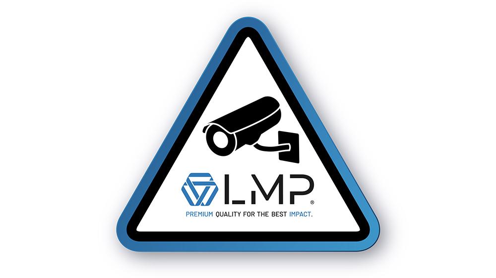Hinweisschild Videoüberwachung wichtige Informationen für Unternehmen