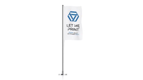 Hissflaggen Hochformat