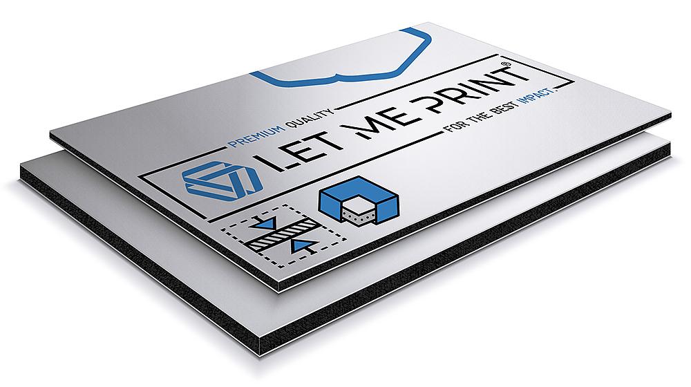 Aluminiumverbundplatten individuell und praktisch