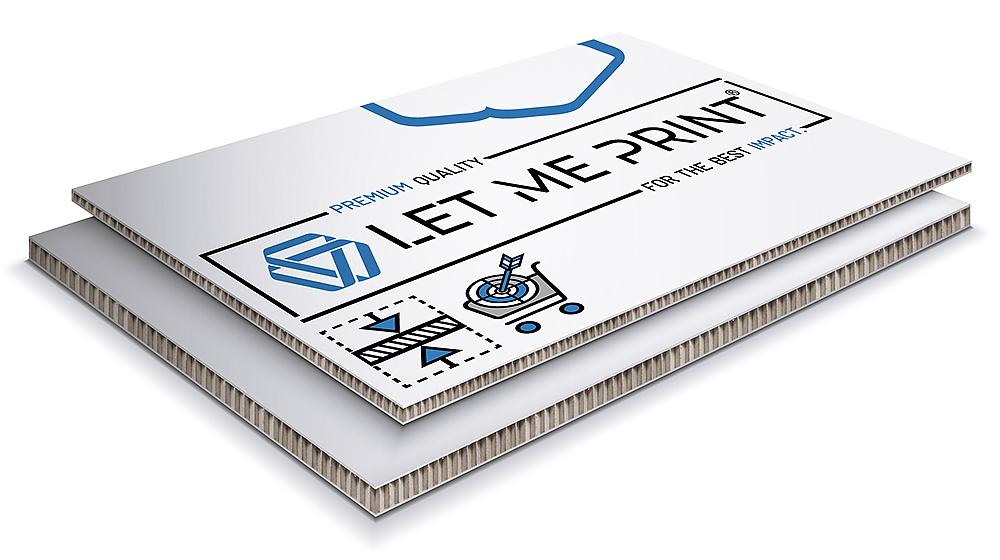 Wabenplatten kaufen die leichte Platte aus Papier