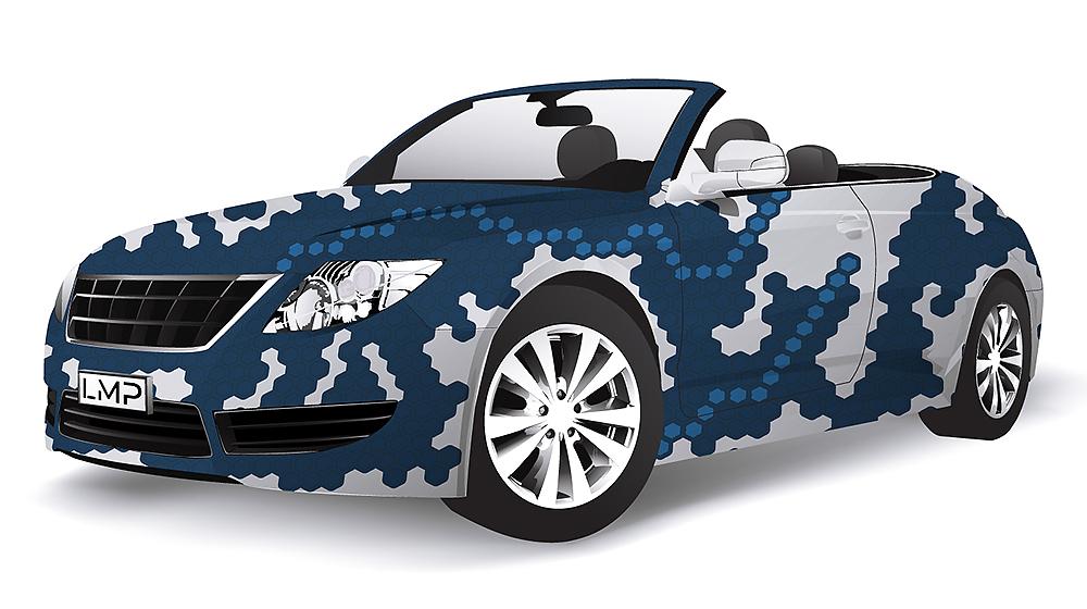 Vollfolierung für Ihr Fahrzeug in vielen Designmöglichkeiten
