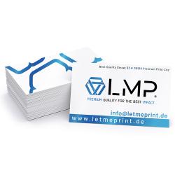 UV Lack Visitenkarten