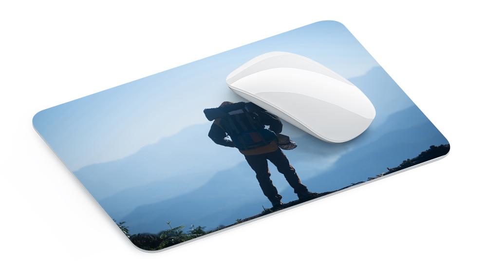 Mousepad Foto individuell gestalten