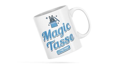 Zauber Fototasse