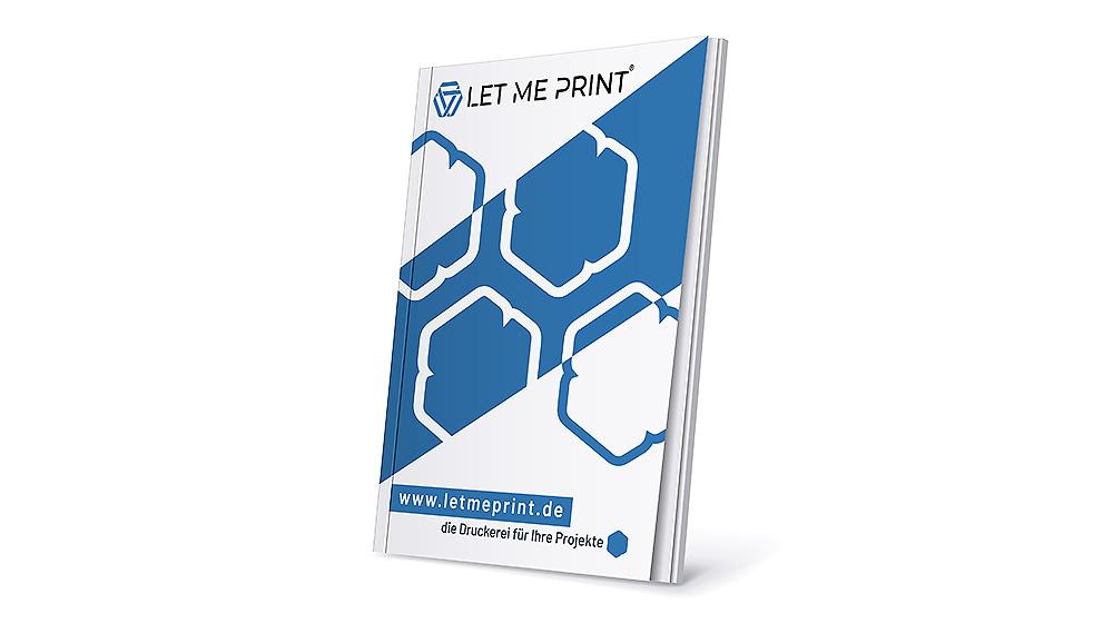 A4 Softcover Buch drucken mit speziellen Drucktechniken