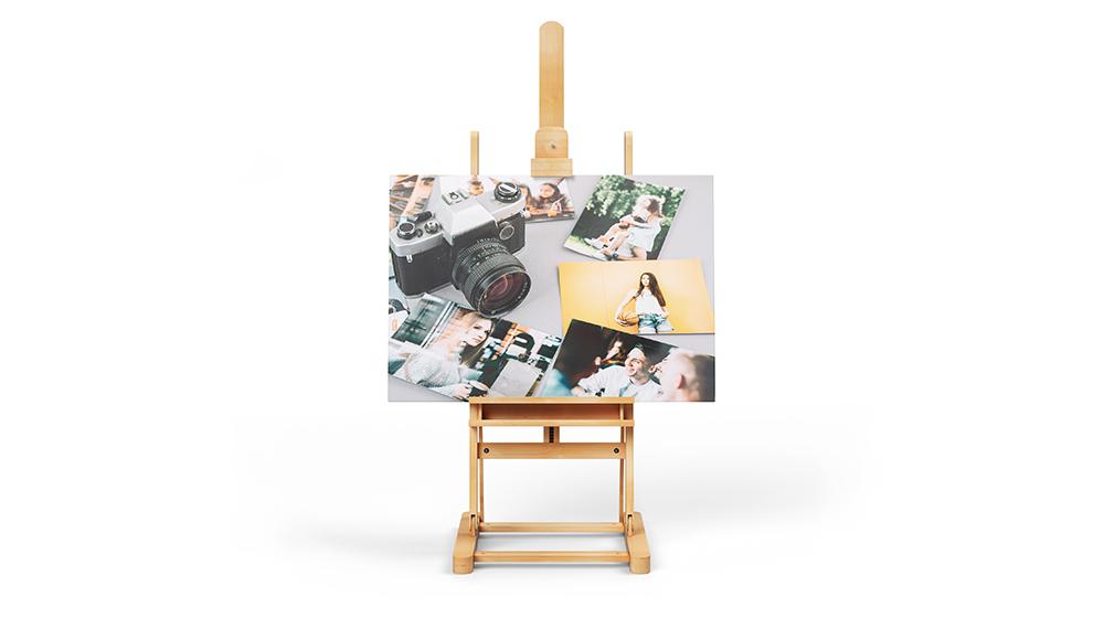 Fotoleinwand drucken Ihr Bild auf einer bedruckten Leinwand