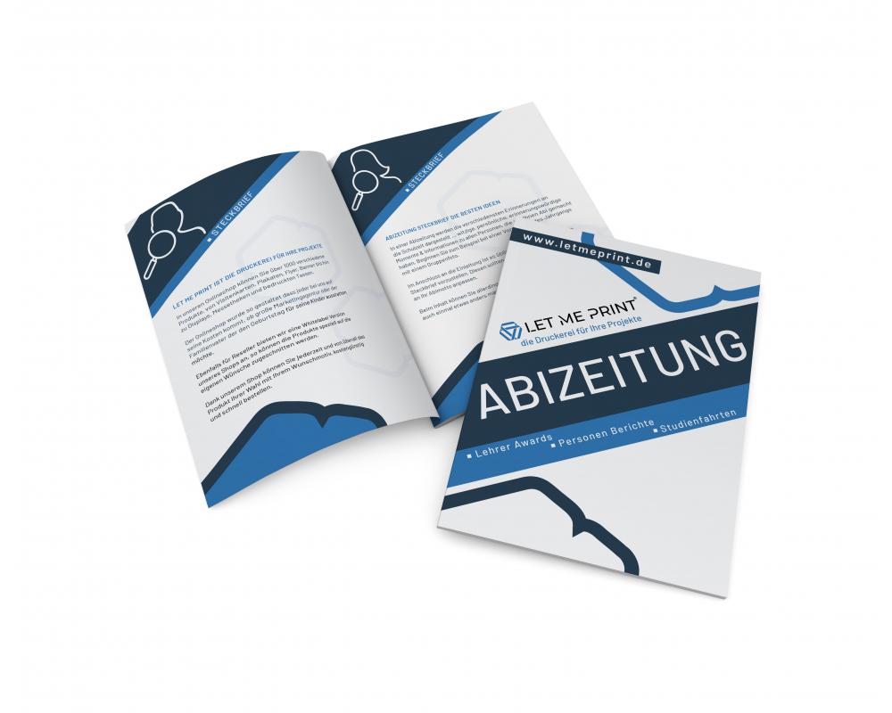 Abizeitung Gestalten Leicht Gemacht Abizeitung 7