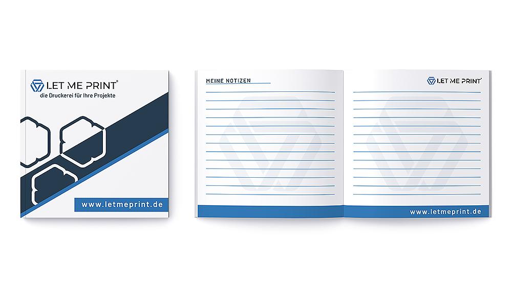 Notizbücher personalisieren für Ihr Unternehmen