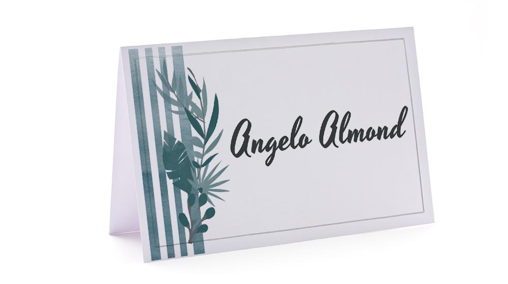 Tischkarten Hochzeit drucken für Ihre Gäste