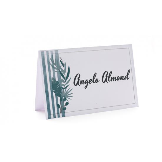 Tischkarten Hochzeit Drucken