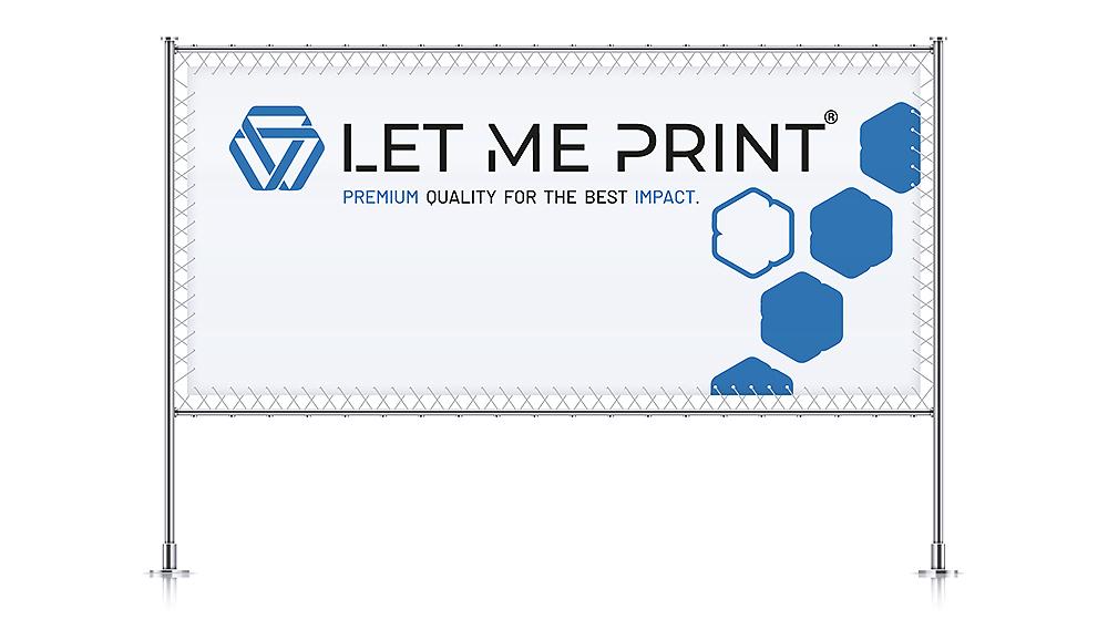 PVC Banner drucken und online bestellen