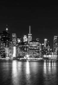Skyline in New-York